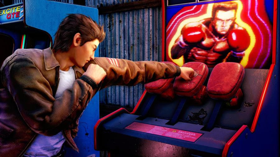 Shenmue 3 (Steam Key) Screenshot 6