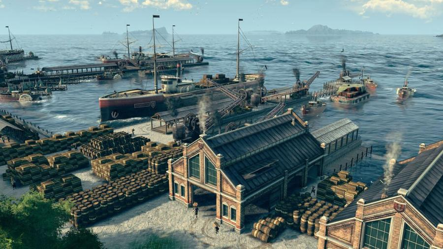 Anno 1800 - Season 3 Pass Screenshot 2