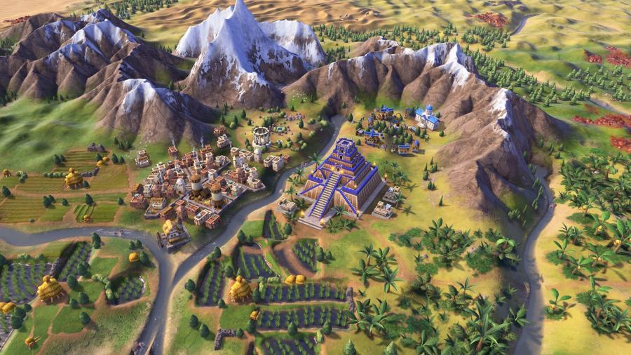 Civilization VI - Portugal Pack (DLC) Screenshot 3