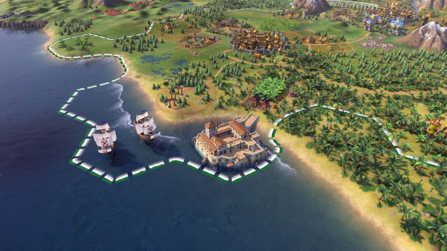 Civilization VI - Portugal Pack (DLC) Screenshot 6